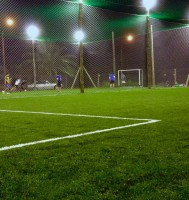 Campeonato +40 de fútbol 5 en Boomerang