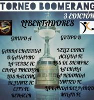 Torneo Masculino 2017 en Boomerang F5